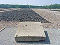 Buchenwald - Gedenktafel am Barackenfeld (Memorial on the Barracks Field) - geo.hlipp.de - 40215.jpg