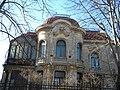 Bucuresti, Romania, Str. Henri Coanda (casa Macca - Institutul de Arheologie Vasile Parvan) B-II-m-B-18440 (9).JPG