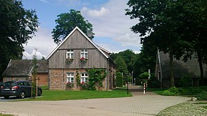 "Ringe, Germany - Buildings of ""Altes Landhaus Buddenberg"""