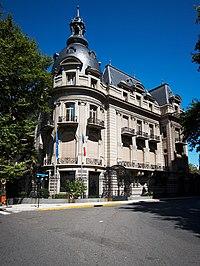 Ambassades et consulats Buenos Aires, Argentine