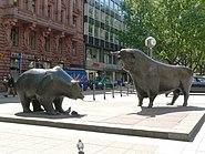 Bulle und Bär Frankfurt 3