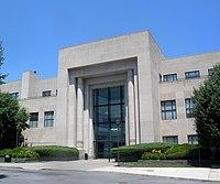 Bulova Corporate Center south door jeh.jpg