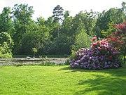 Bulstrode gardens