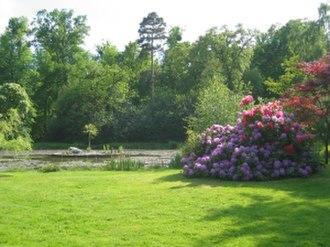 Bulstrode Park - Bulstrode grounds