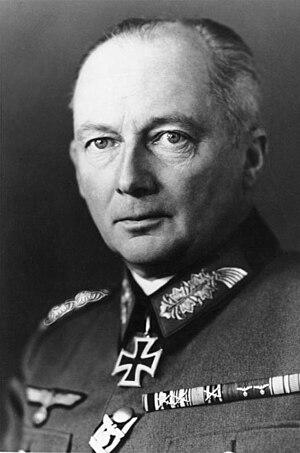 Günther von Kluge - Günther von Kluge as Field Marshal