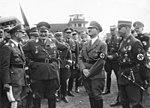 """Bundesarchiv Bild 146-2005-0191, Übernahme des Jagdgeschwaders """"Horst Wessel"""".jpg"""