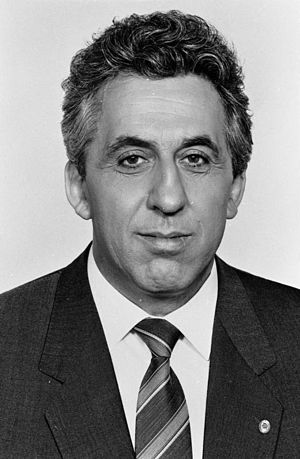 Leadership of East Germany - Egon Krenz