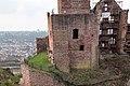 Burg Wertheim, Bergfried Wertheim 20190324 001.jpg
