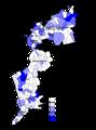 Burgenland Gemeinderatswahlen 2007 FPOE.png