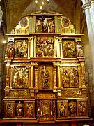 Burgos - San Esteban, Retablo de Santa Eulalia de Merida (Arconada) 1.jpg