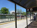 Bus and streetcar platforms, Broadview TTC Station, 2014 06 07 (8).JPG