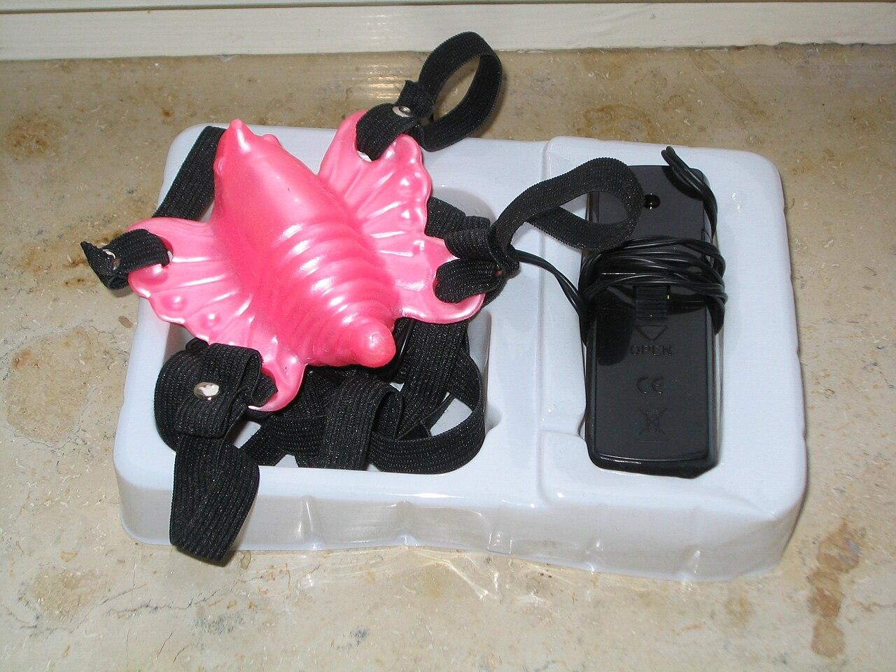 Vibrator (sex toy)