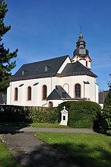 Catholic parish church of St. Remigius