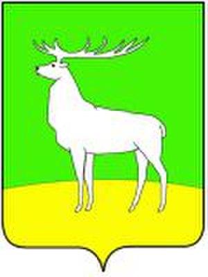 Buzuluk, Orenburg Oblast - Image: Buzuluk gerb