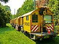 Bxl - Train meuleur Speno SRR16M-1 à Tervuren.JPG