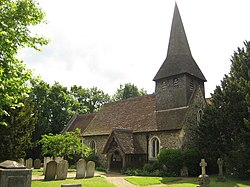 Byfleet, Church of St Mary the Virgin - geograph.org.uk - 813373.jpg
