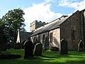 Bywell St. Peter - churchyard - geograph.org.uk - 1570715.jpg