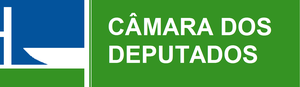 Logo of the Chamber of Deputies of Brazil