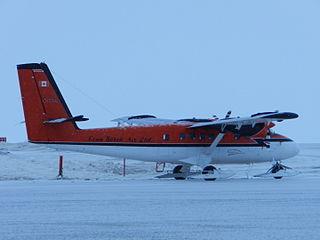 Kenn Borek Air Airline based in Calgary, Alberta, Canada