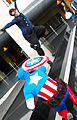 C2E2 2013 - Captain America vs The Winter Soldier (8703499716).jpg