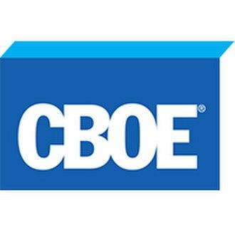 Chicago Board Options Exchange - Image: CBOE Logo