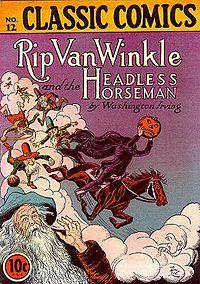 CC No 12 Rip Van Winkle