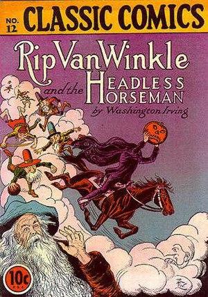Rip Van Winkle - Image: CC No 12 Rip Van Winkle