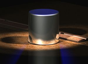 Standard (metrology) -  The International Prototype Kilogram (IPK) is an artefact standard or prototype that is defined to be exactly one kilogram mass.