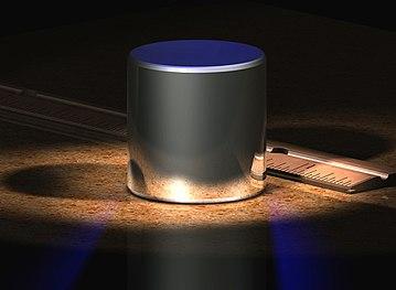 International prototype kilogramme