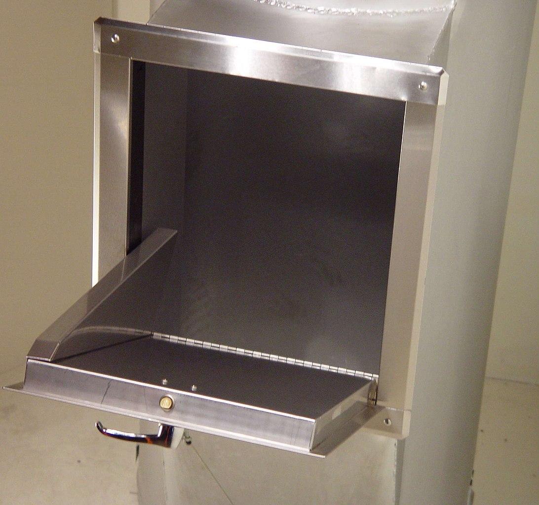 File cim internal trash chute wikimedia for Laundry chute dimensions