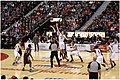 CIS Basketball Final 2014 opening Tip.JPG