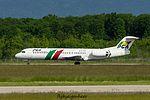 CS-TPE Fokker 100(F28-0100) F100 - PGA (27058522924).jpg