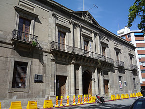 Montevideo Cabildo - Image: Cabildo Montevideo 1
