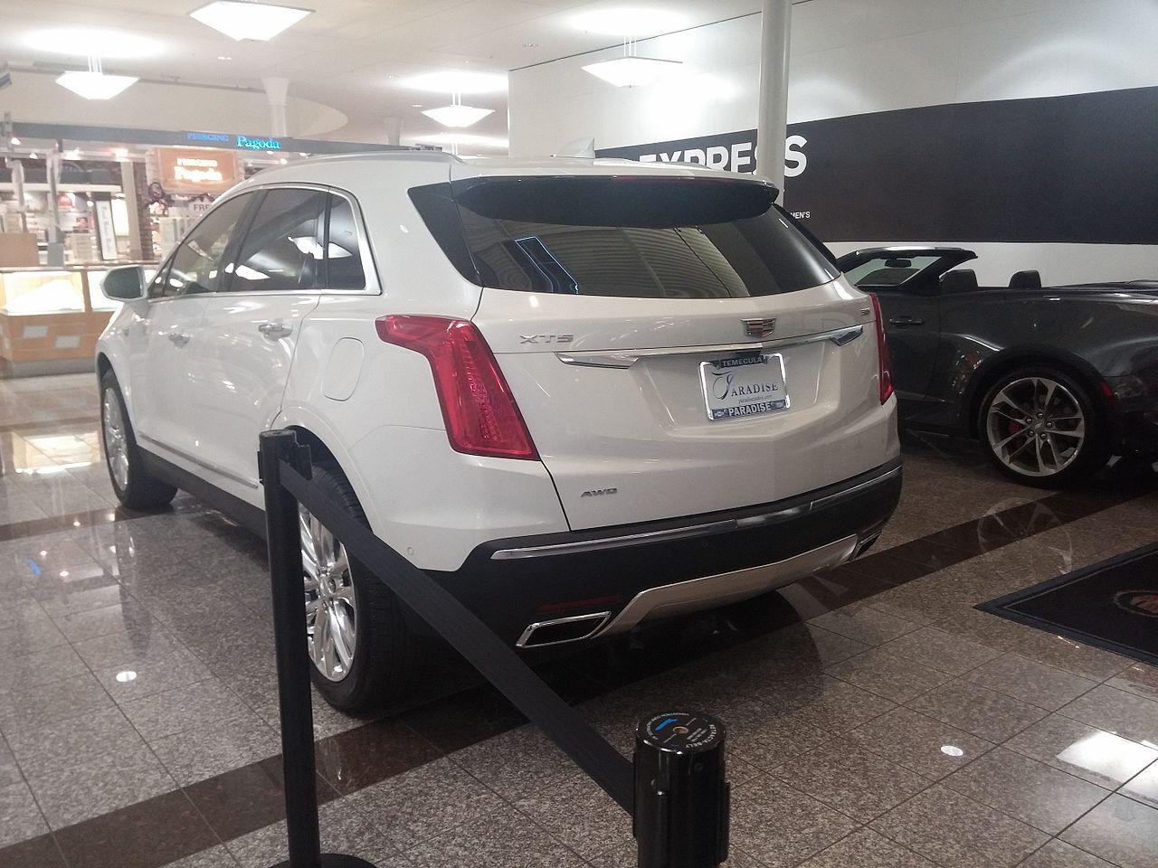 File Cadillac Xts 2016 Suv 2 Jpg