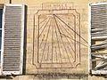 Cadran solaire Bretteville l'Orgueilleuse.JPG