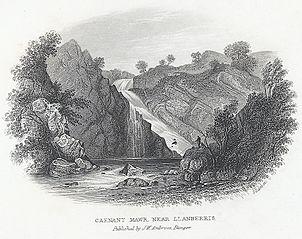 Caenant Mawr, near Llanberis