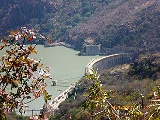 Cahora Bassa Dam - Cahora Bassa Dam, 2007