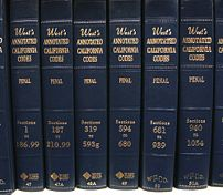 Volumes of the Thomson West annotated version ...