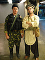 Call of Duty XP 2011 - The Armory (characters in costume) (6114027658).jpg