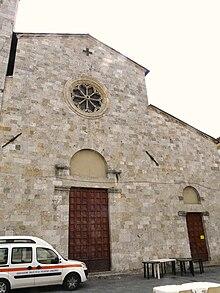 La collegiata di Santa Maria Assunta