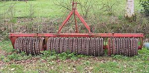 Roller (agricultural tool) - Cambridge roller-cultipacker