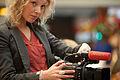 Camera reporter from Amsterdam University (9452000830).jpg