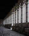 Camposanto monumentale de Pisa, arcades.JPG