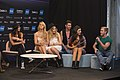 Can-linn & Kasey Smith, ESC2014 Meet & Greet 01.jpg