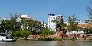 Cần Thơ Municipality in Vietnam