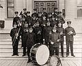 Canada. Dawson Brass Band, Edmonton, c. 1912.jpg