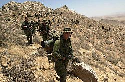 Soldados canadenses no Afeganist�o.