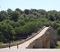 Capella (Huesca) Puente románico 4879.JPG