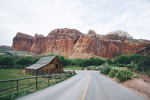 Capitol Reef National Park, Torrey