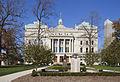 Capitol del Estado de Indiana, Indianápolis, Estados Unidos, 2012-10-22, DD 03.jpg